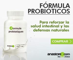 Fórmula Probióticos