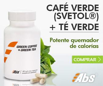 Café verde (Svetol®) + té verde