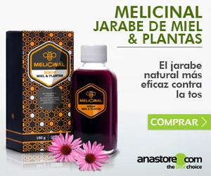 MELICINAL Jarabe de Miel & Plantas