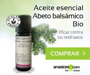 Aceite esencial Abeto balsámico Bio