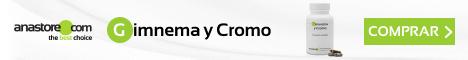 Gymnema y Cromo