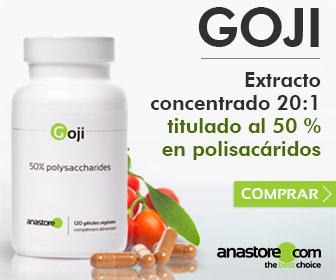 Goji (Lycium barbarum)