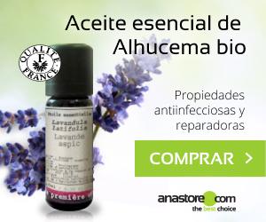 Aceite esencial Alhucema Bio