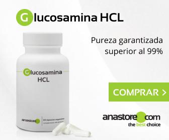 Glucosamina HCL