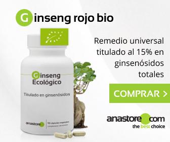 Ginseng ecológico