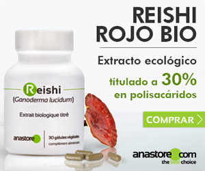 Reishi Rojo Bio (Ganoderma lucidum)