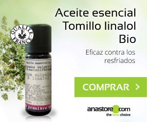 Aceite esencial Tomillo linalol Bio