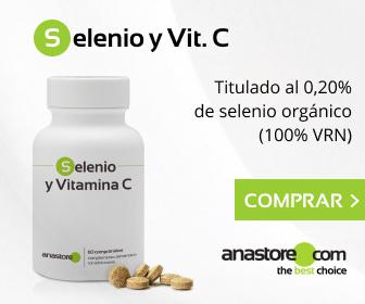 Selenio y Vitamina C