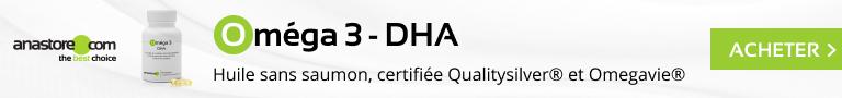 Oméga 3 - DHA