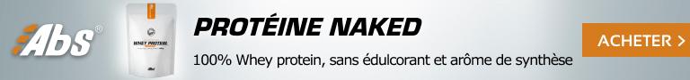 Protéine Naked Whey