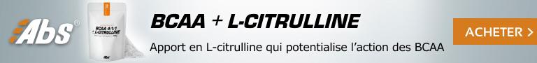 BCAA 4:1:1 + L-Citrulline