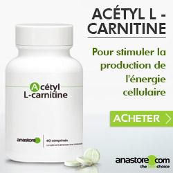 Acétyl L - carnitine