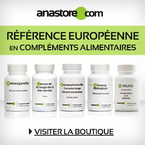 Anastore.com, compléments alimentaires