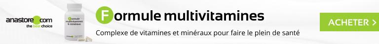 Formule Multivitamines