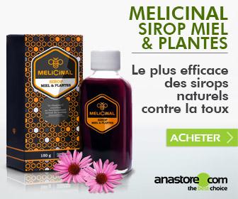 MELICINAL Sirop Miel & Plantes