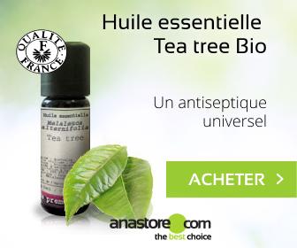 Huile essentielle Tea tree Bio