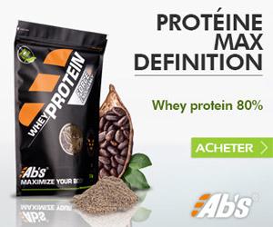 Protéine Max Definition 750 g