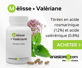 Mélisse + Valériane