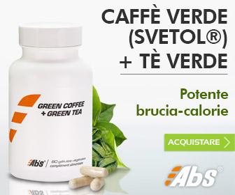 Caffè verde (Svetol®) + Tè verde