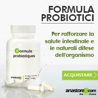 Formula Probiotici