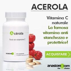 Acerola - Vitamina C naturale