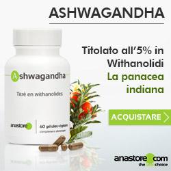 Ashwagandha proprietà