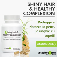 Shiny Hair & Healthy Complexion